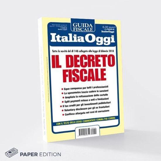 Guida al Decreto Fiscale 2017