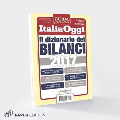 Guida Il Dizionario dei Bilanci 2017