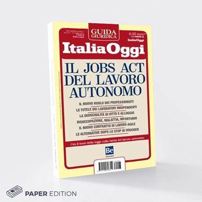 Guida al Job Act del lavoro autonomo