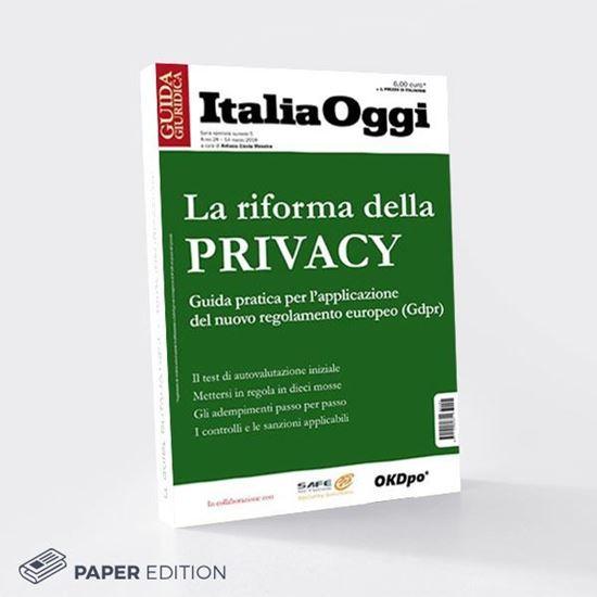 Guida alla Riforma della Privacy