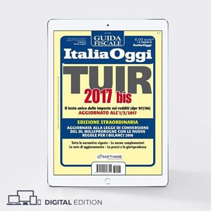 Guida al TUIR 2017 versione digital
