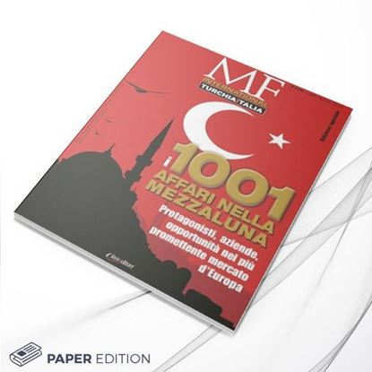 Magazine Mf International Turchia-Italia