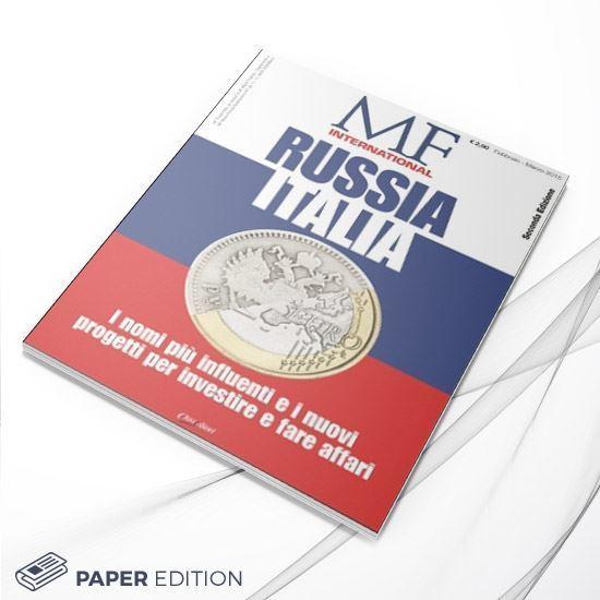 Magazine Mf International Russia-Italia Seconda Edizione