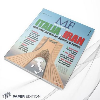 Magazine Mf International Italia-Iran