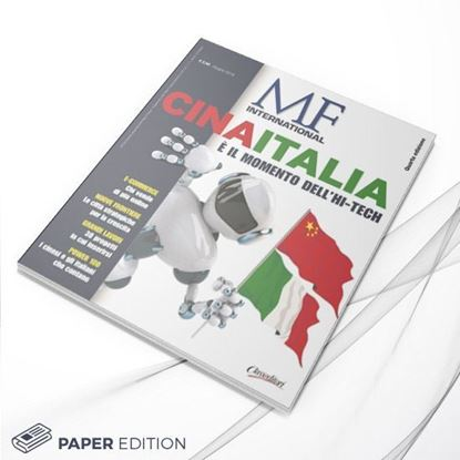 Magazine Mf International Italia-Cina