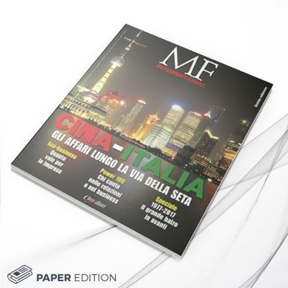 Magazine Mf International Cina-Italia