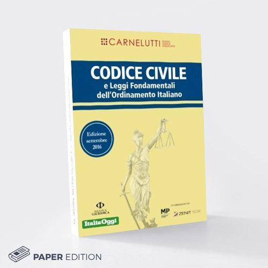 Codice Civile 2016 - I Codici