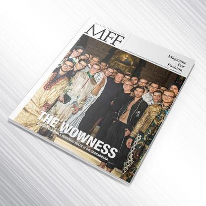 Magazine For Fashion numero 86