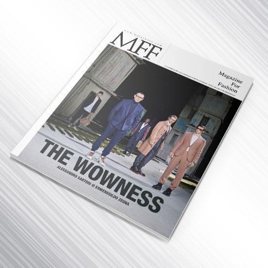 MFF Magazine For Fashion numero 84