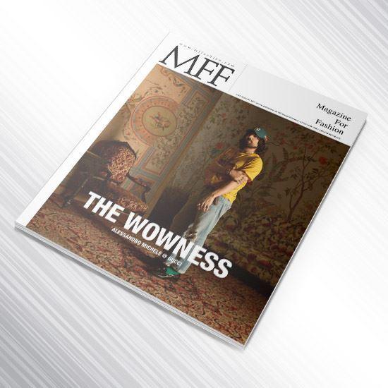 MFF Magazine For Fashion numero 85
