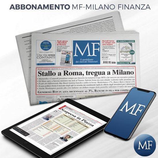 Abbonamento MF MilanoFinanza