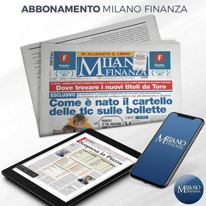 abbonamento a Milano Finanza