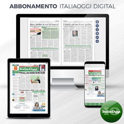 Italia Oggi & Italia Oggi Sette - Digital