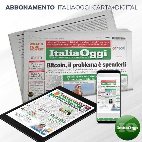 Abbonamento Italia Oggi - Italia Oggi Sette Carta + Digital