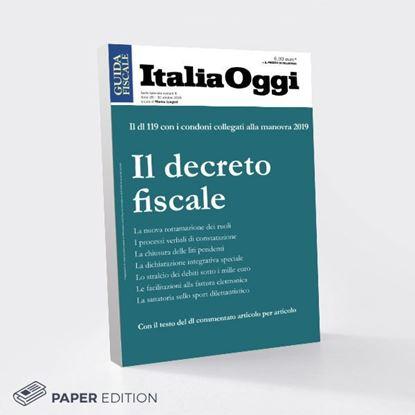 Immagine di Il decreto fiscale