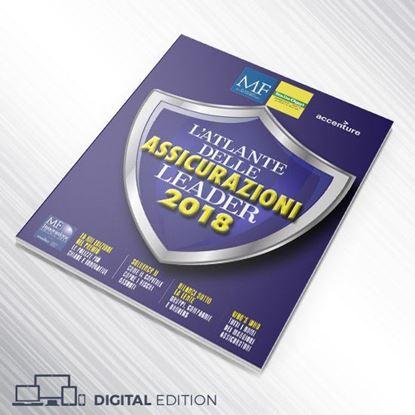 L'atlante delle assicurazioni leader 2018