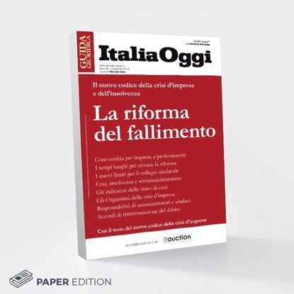 Immagine di LA RIFORMA DEL FALLIMENTO