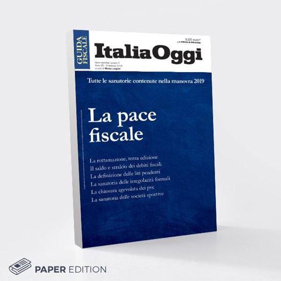 la pace  fiscale