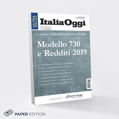 Immagine di Modello 730 e Redditi 2019