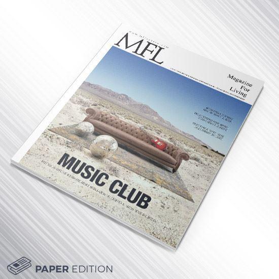 Immagine di MFL Magazine For Living numero 43