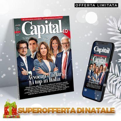 Abbonamento Capital magazine