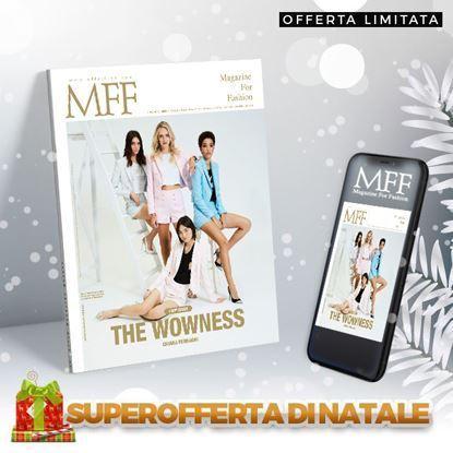 Abbonamento Magazine For Fashion e Magazine For Living