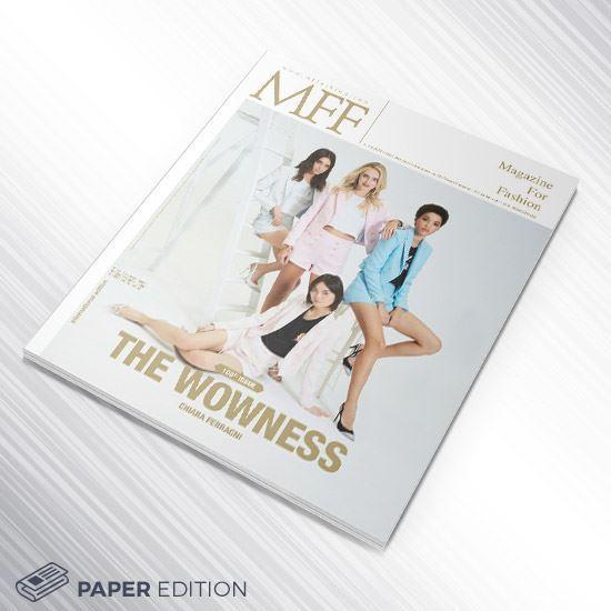 Immagine di MFF Magazine For Fashion numero 100