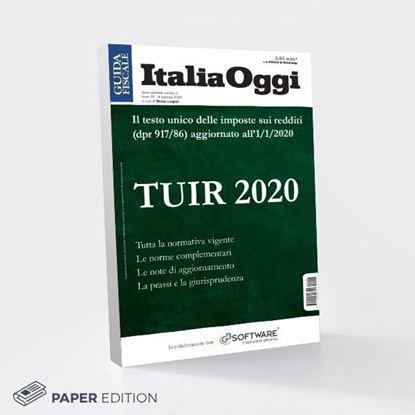 Immagine di TUIR 2020
