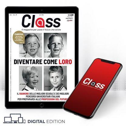 Class magazine edizione Digital