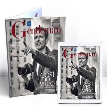 Gentleman magazine