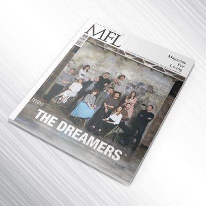 MFL Magazine For Living numero 50