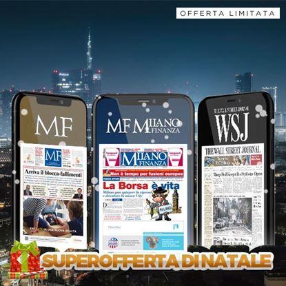 Abbonamento MF MilanoFinanza +The Wall Street Journal