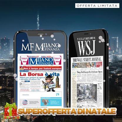 Abbonamento Milano Finanza + WSJ