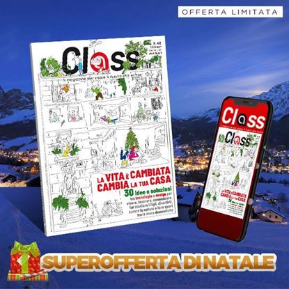 Abbonamento Class magazine