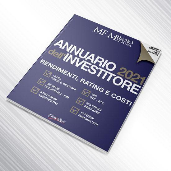 Immagine di L'ANNUARIO DELL'INVESTITORE 2021