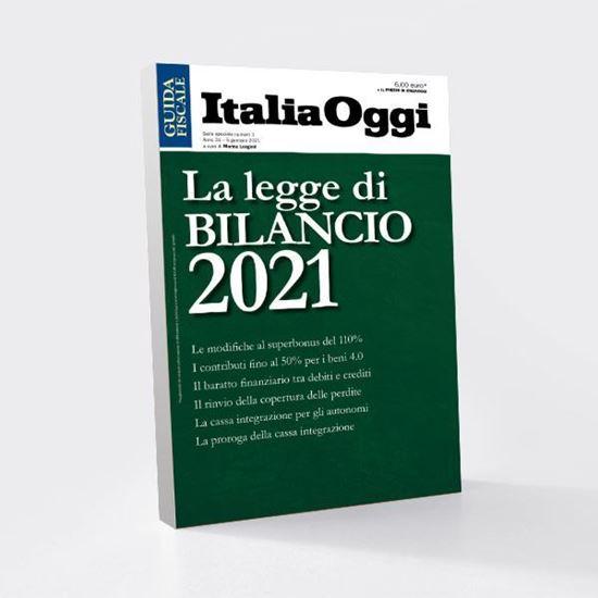 Immagine di La Legge di Bilancio 2021