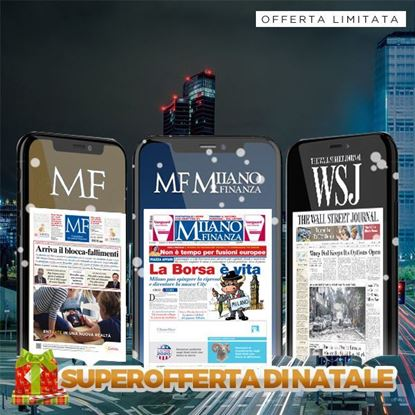 Abbonamento MF MilanoFinanza +The Wall Street Journal