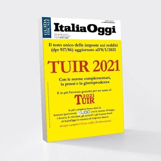 Immagine di TUIR 2021