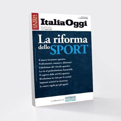 Immagine di La riforma dello SPORT