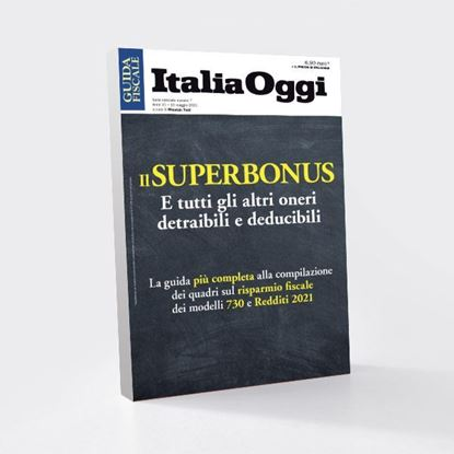 Immagine di Il SUPERBONUS E tutti gli altri oneri detraibili e deducibili